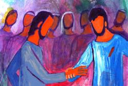 évangile 2ème dimanche: Thomas