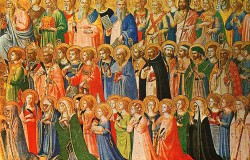 foule des Saints