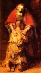 Fils prodigue Rembrandt
